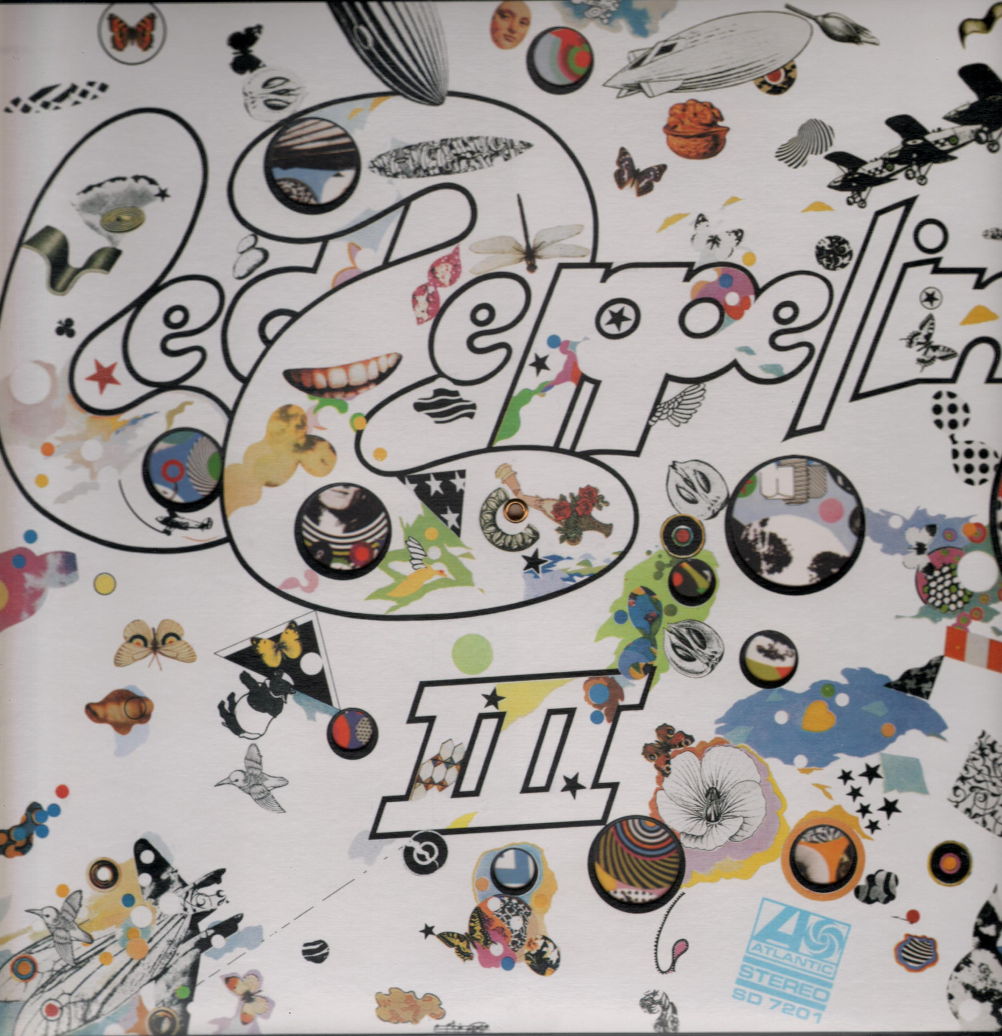 led zeppelin discography flac
